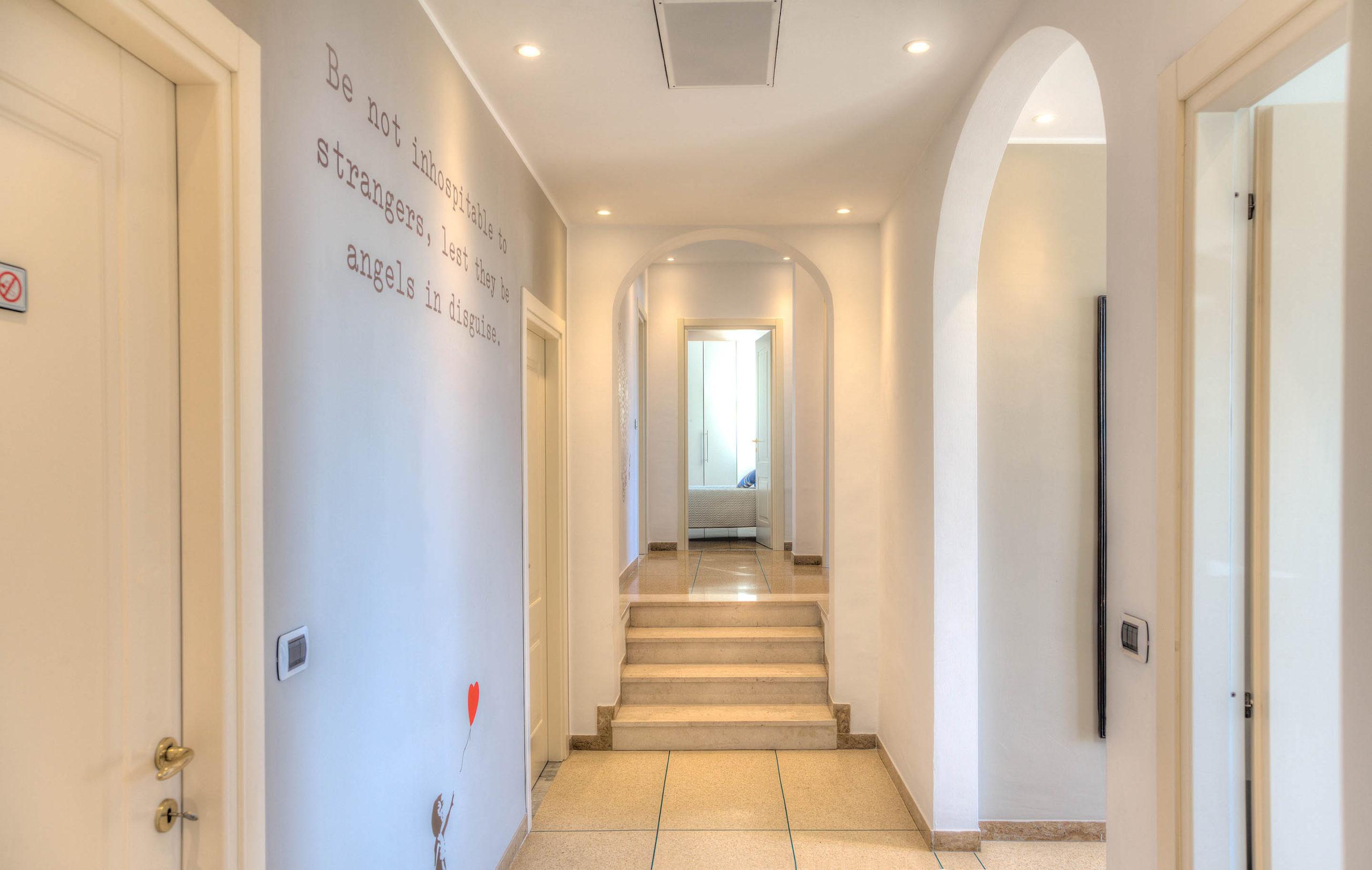 VIP Suite hall