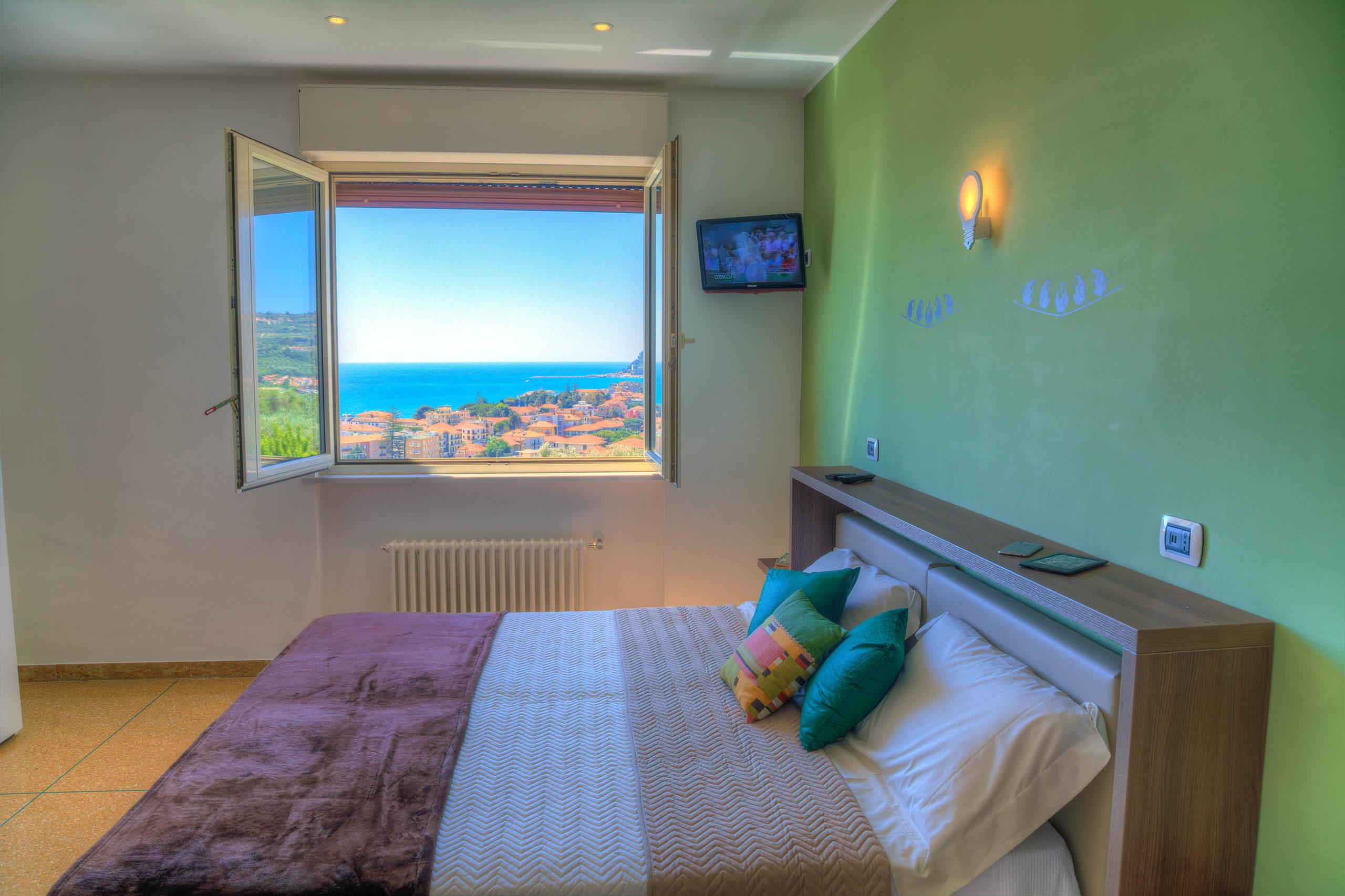 VIP Suite slaapkamer