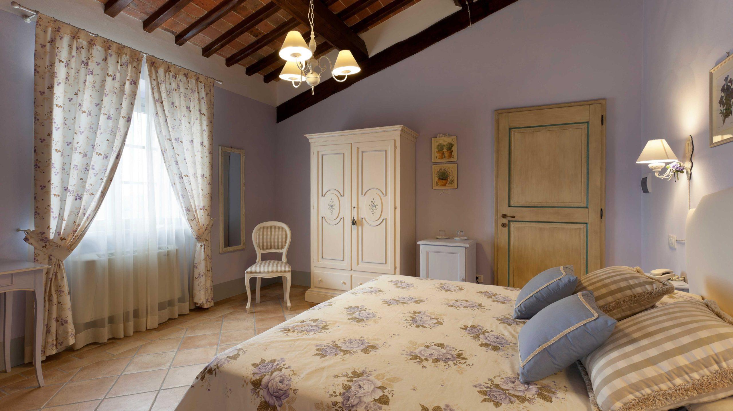 Tramontana slaapkamer