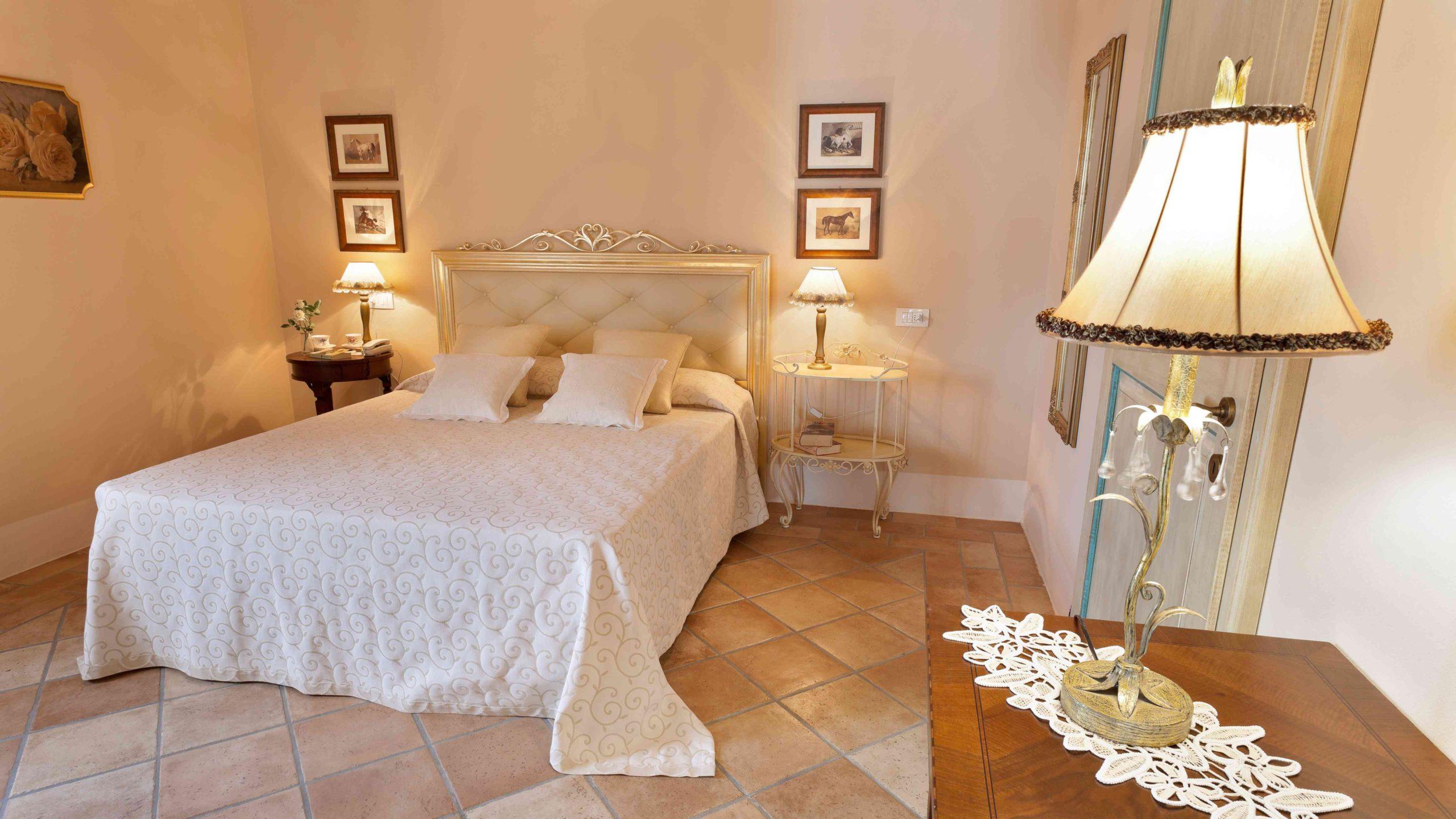 Poggio Al Vento Toscana Aura Soave slaapkamer