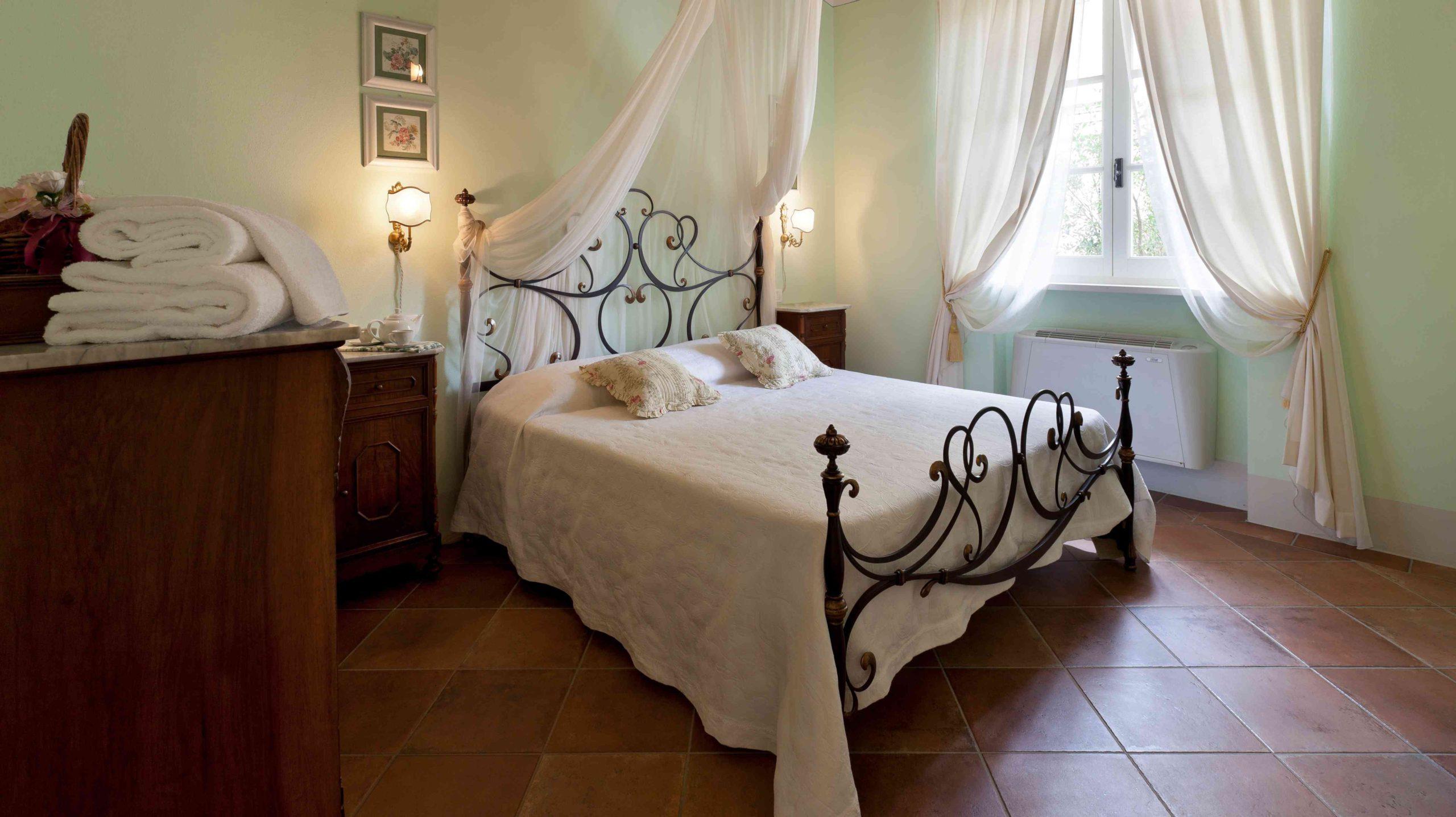 Maestrale slaapkamer