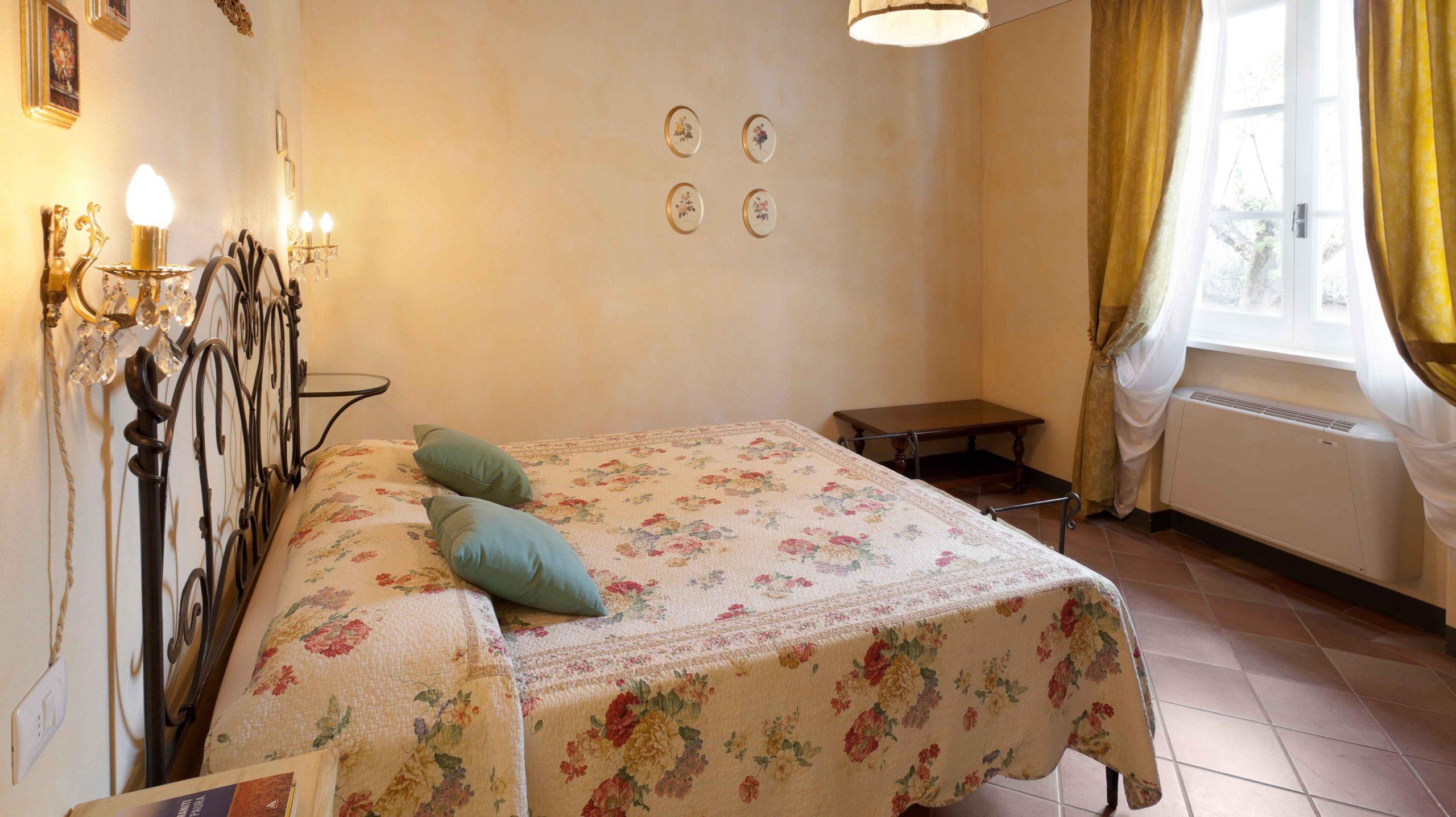 Scirocco slaapkamer