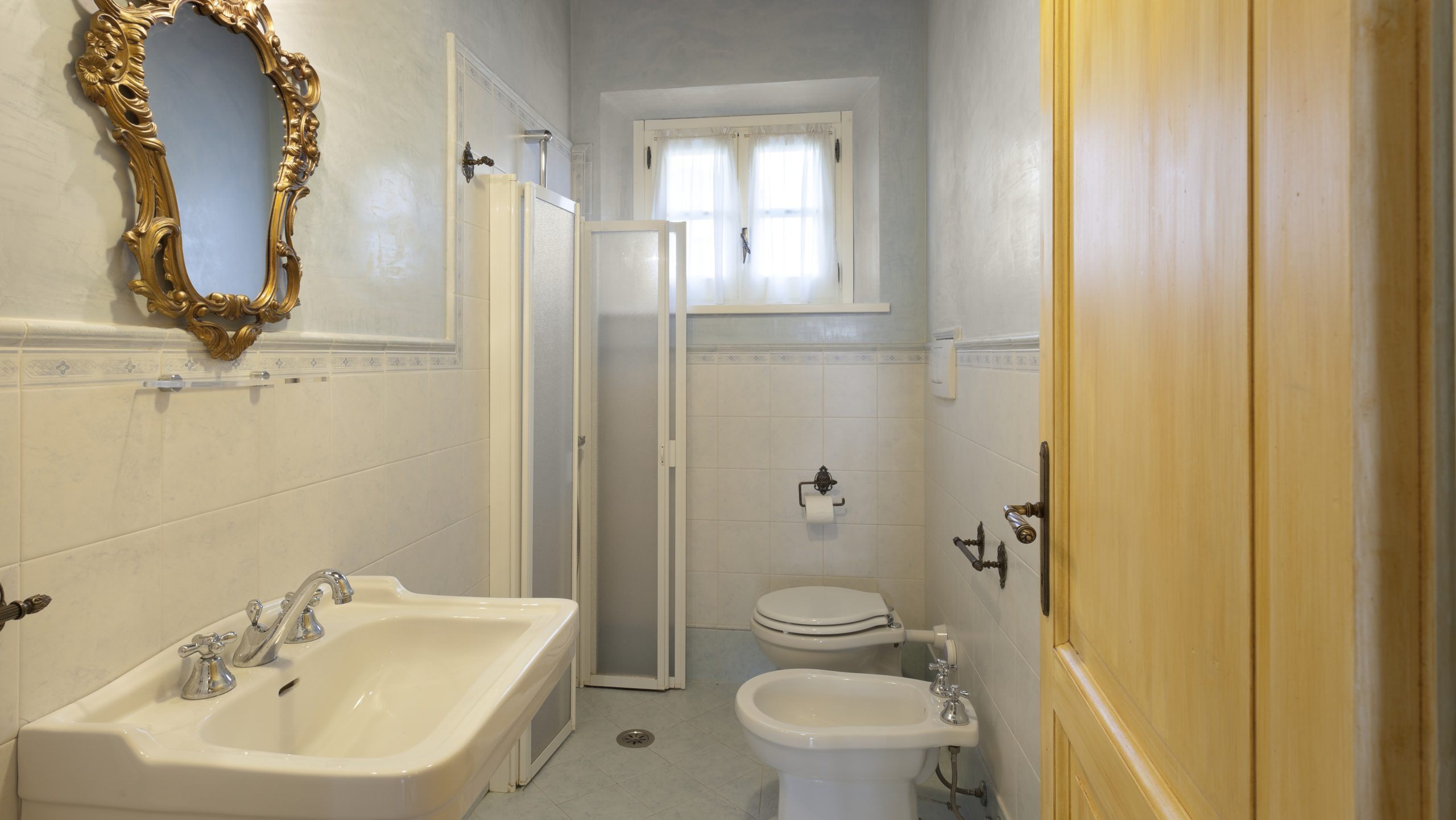 Ponente badkamer