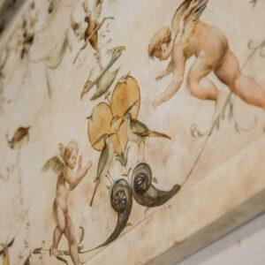 Villa dell' Angelo versiering