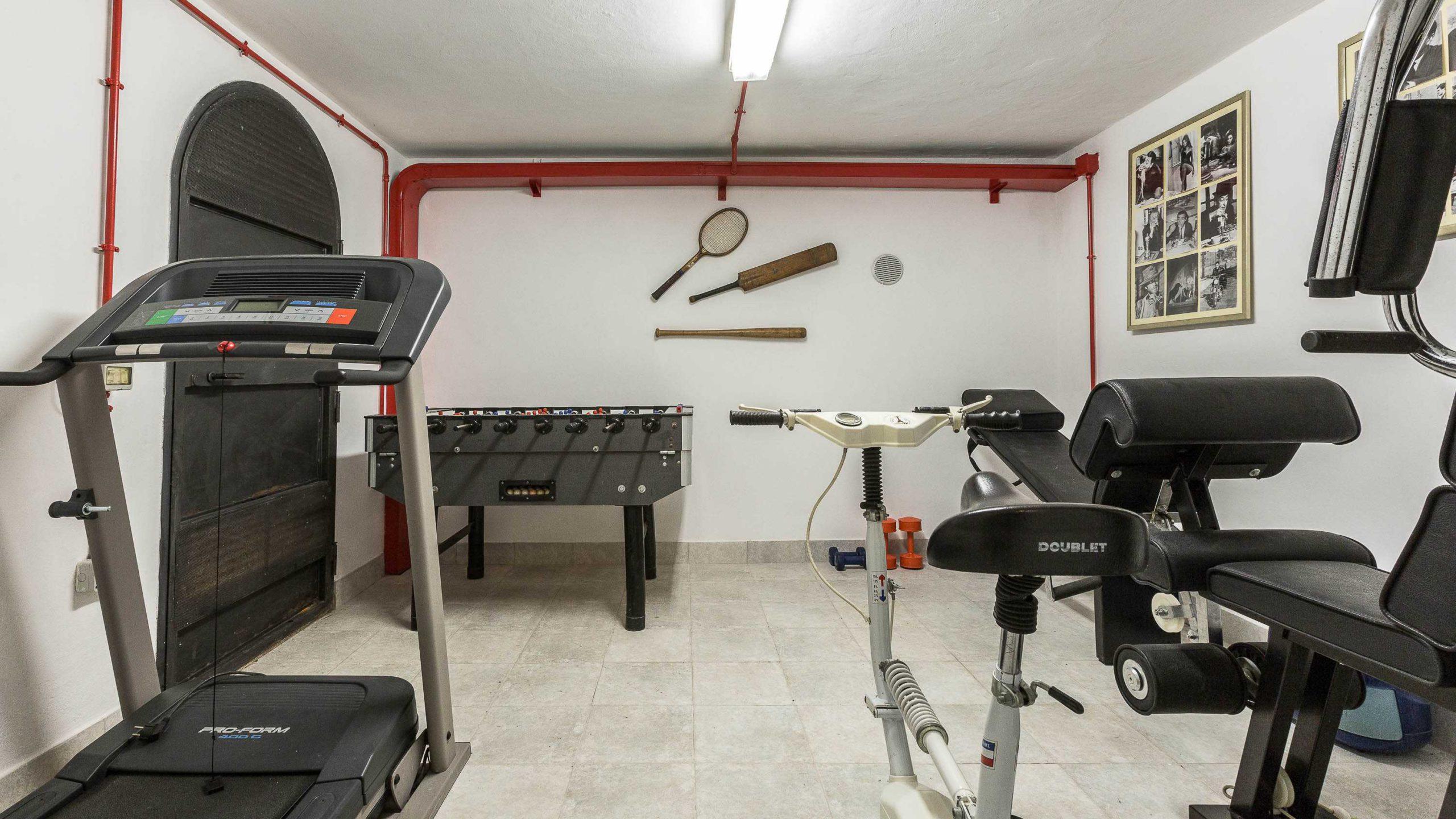 Villa dell' Angelo fitness