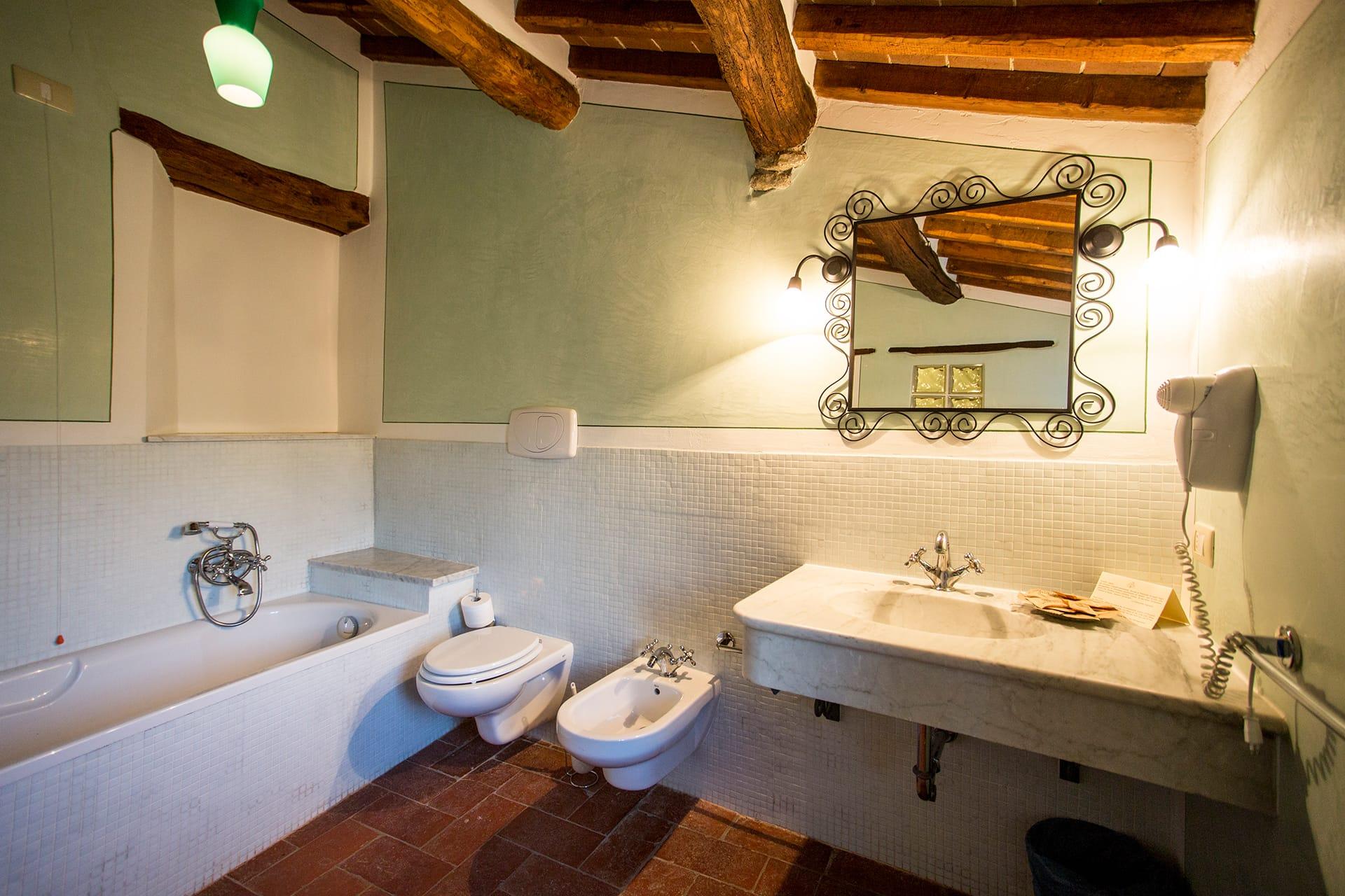 La Palazzina 2 badkamer