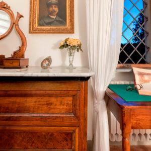 Il Cerritoio slaapkamer