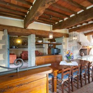 Villa San Martino keuken
