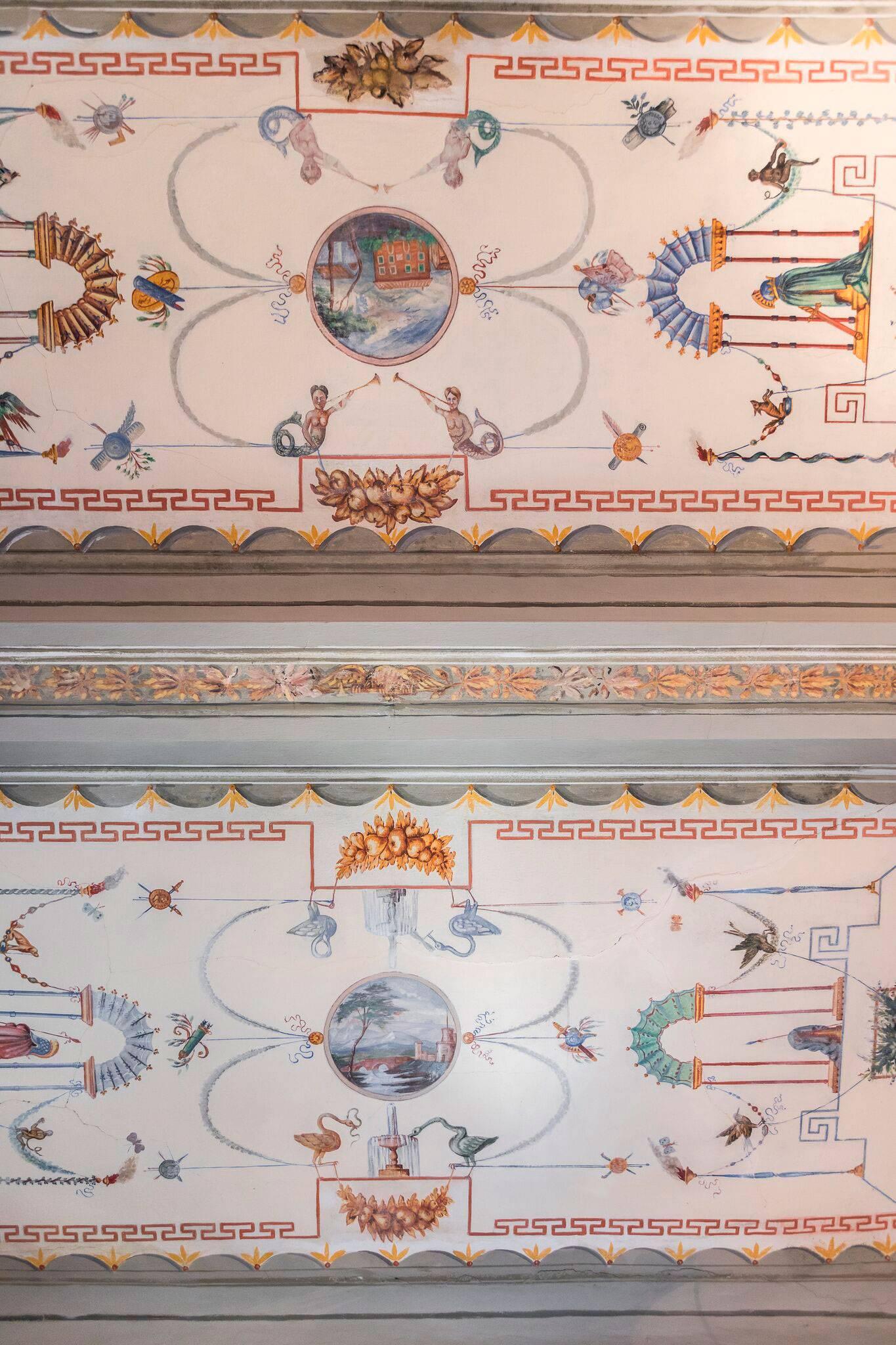Il Cerritoio versiering