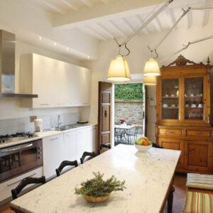 Il Cerritoio keuken