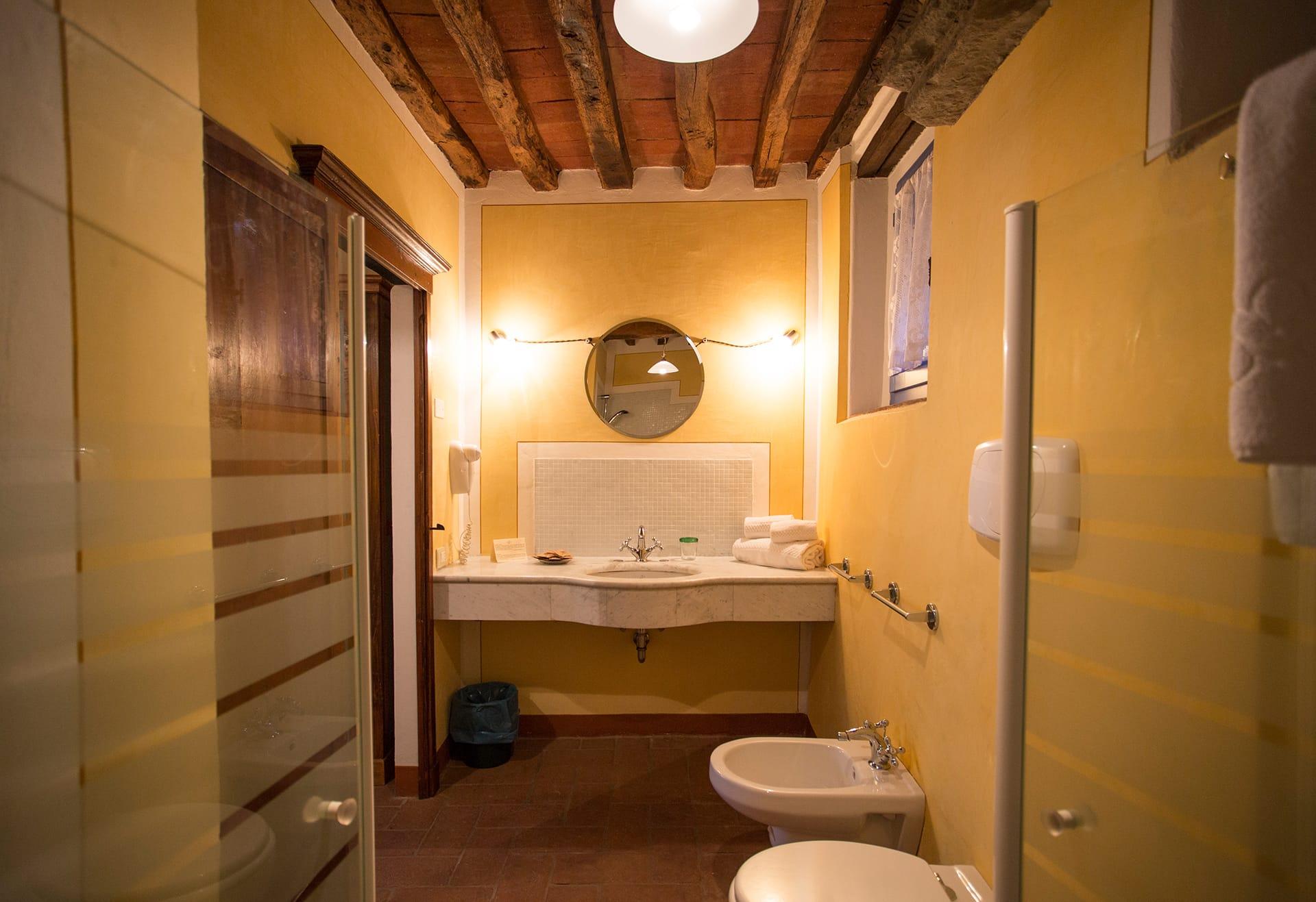 La Palazzina 1 badkamer