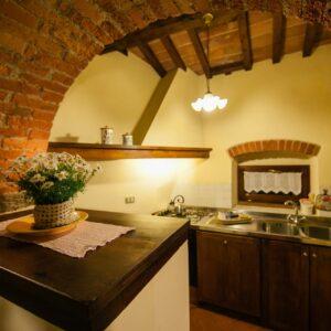 Casa Fufigna 1 keuken