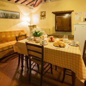 Casa Fufigna 2 woonkamer