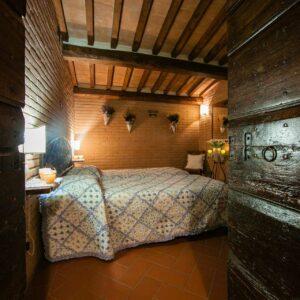Il Granaio slaapkamer