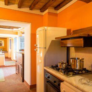 La Palazzina 2 keuken