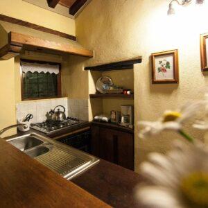 Casa Fufigna 2 keuken