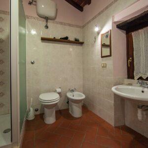 Casa Fufigna 2 badkamer