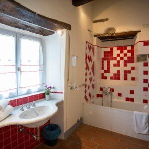 La Casa Rosa 2 badkamer