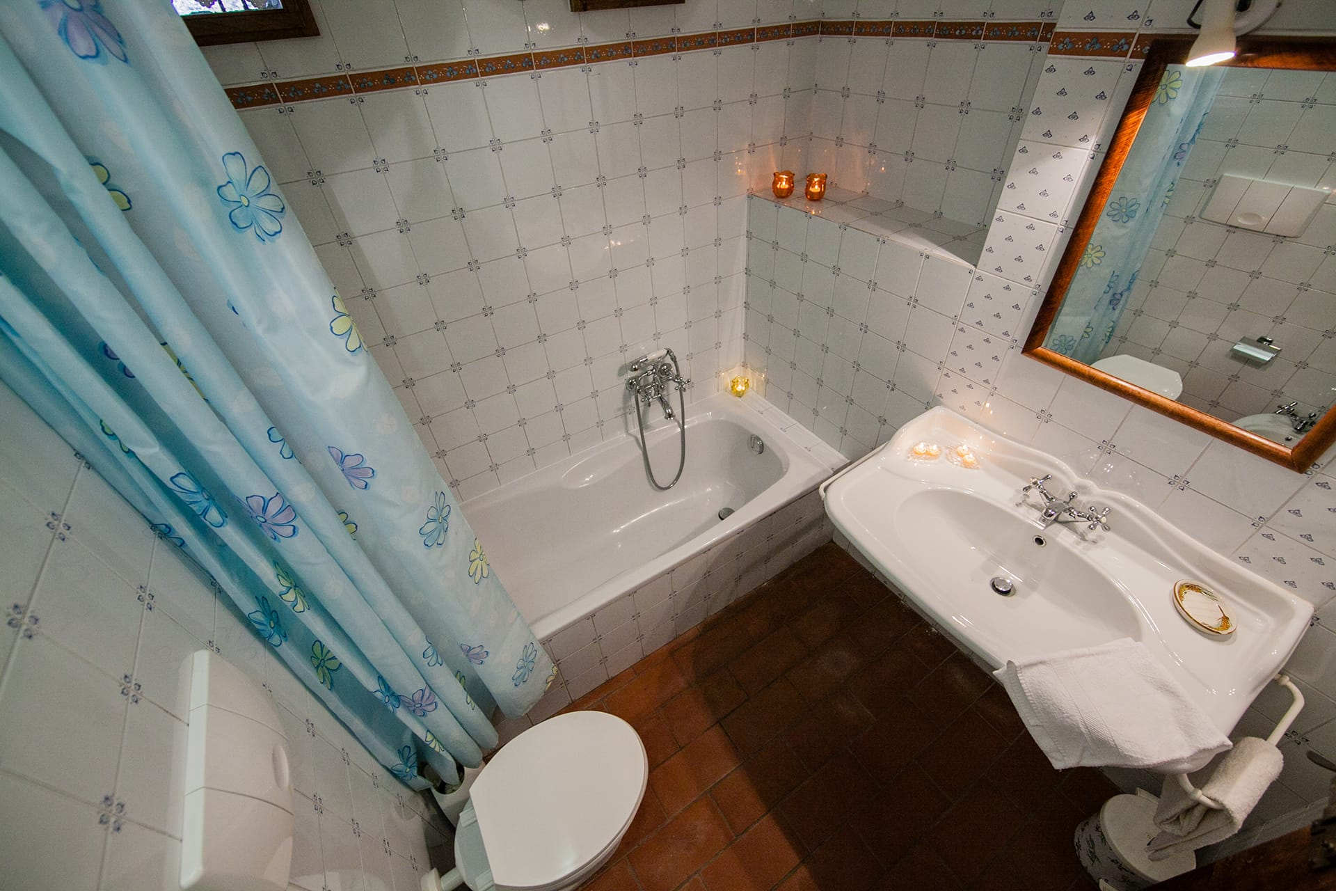 Casa Fufigna 1 badkamer
