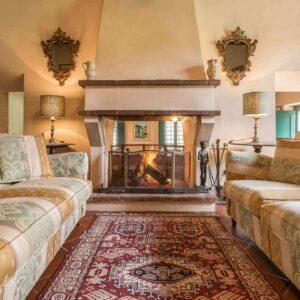 Villa Roncovisi salon