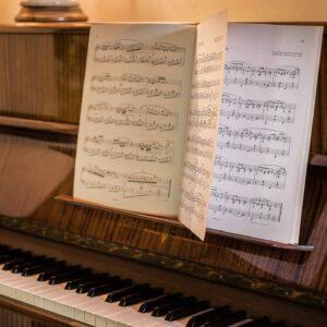 Villa Roncovisi piano