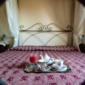 Le Querce slaapkamer