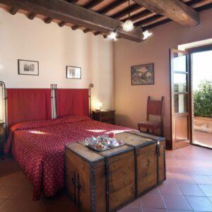 Il Portico slaapkamer