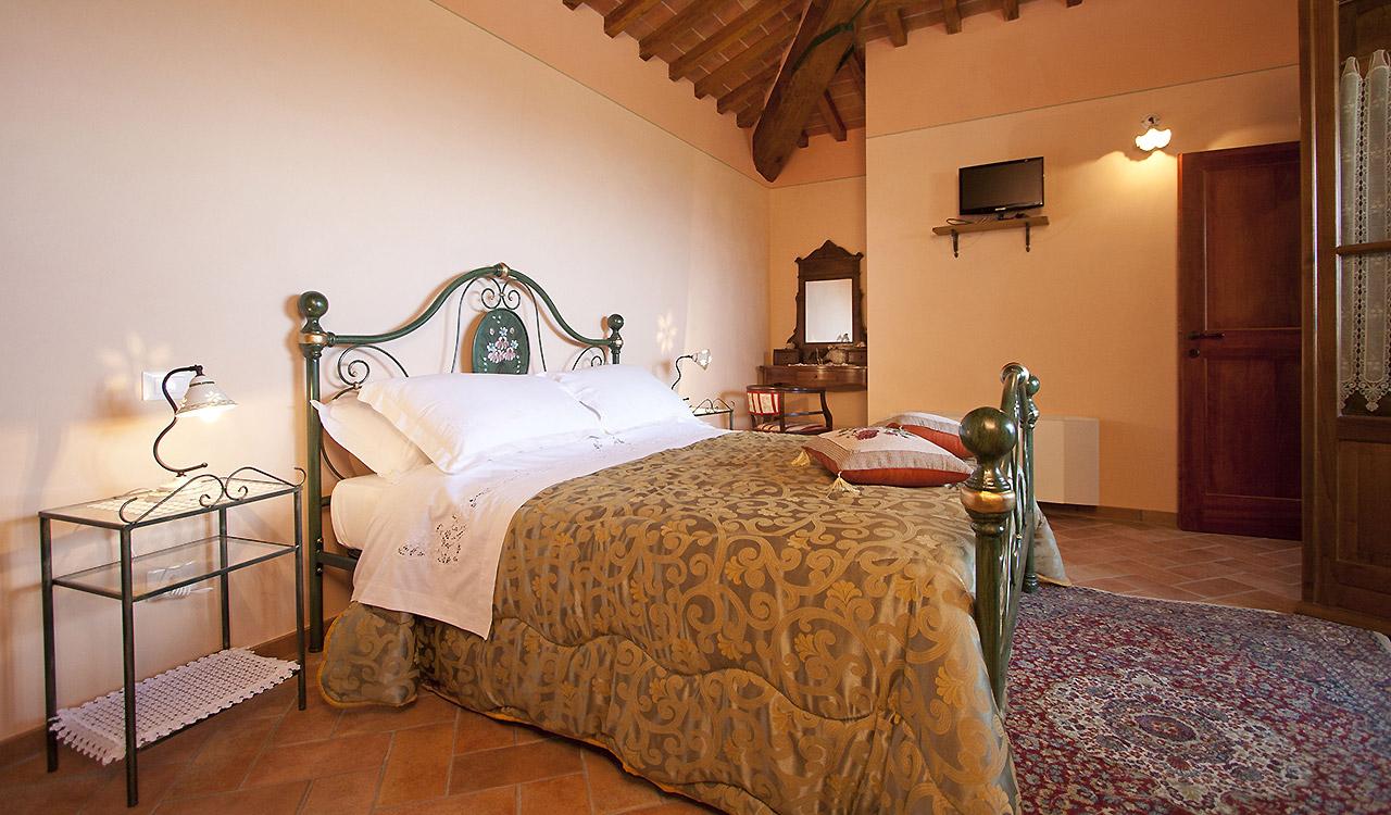 Villa Corte delle Stelle slaapkamer