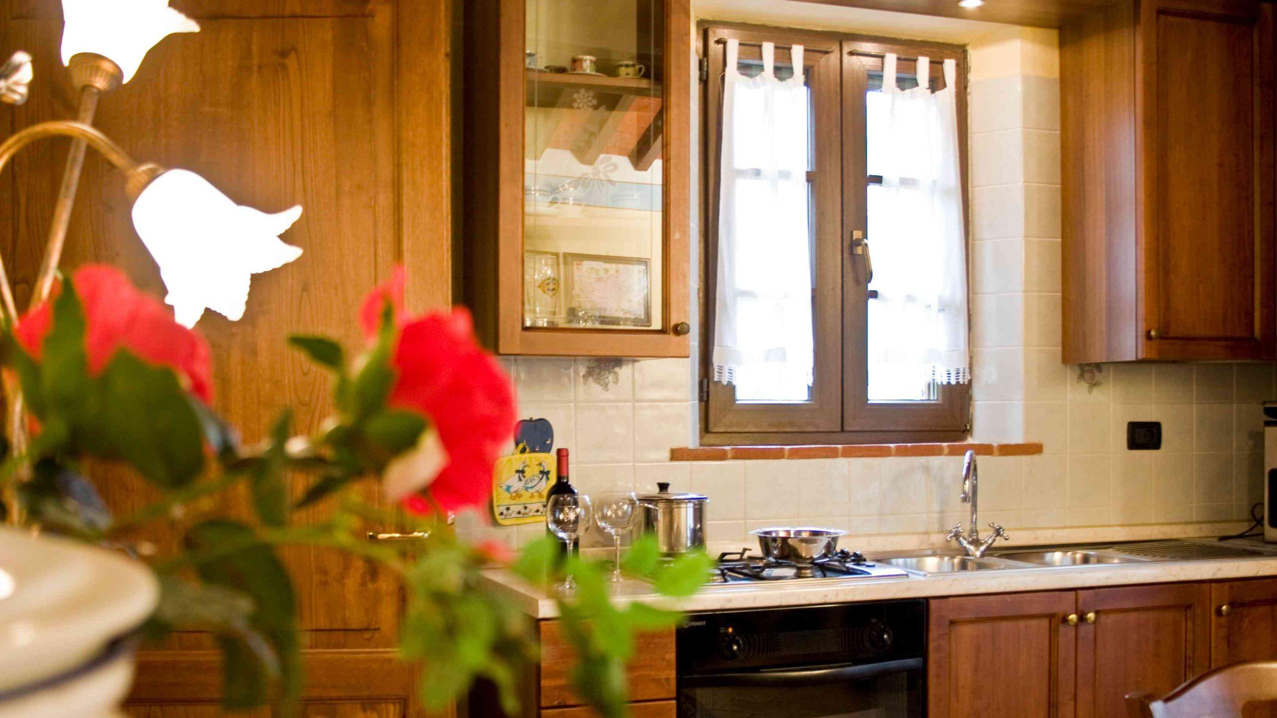 Libeccio keuken