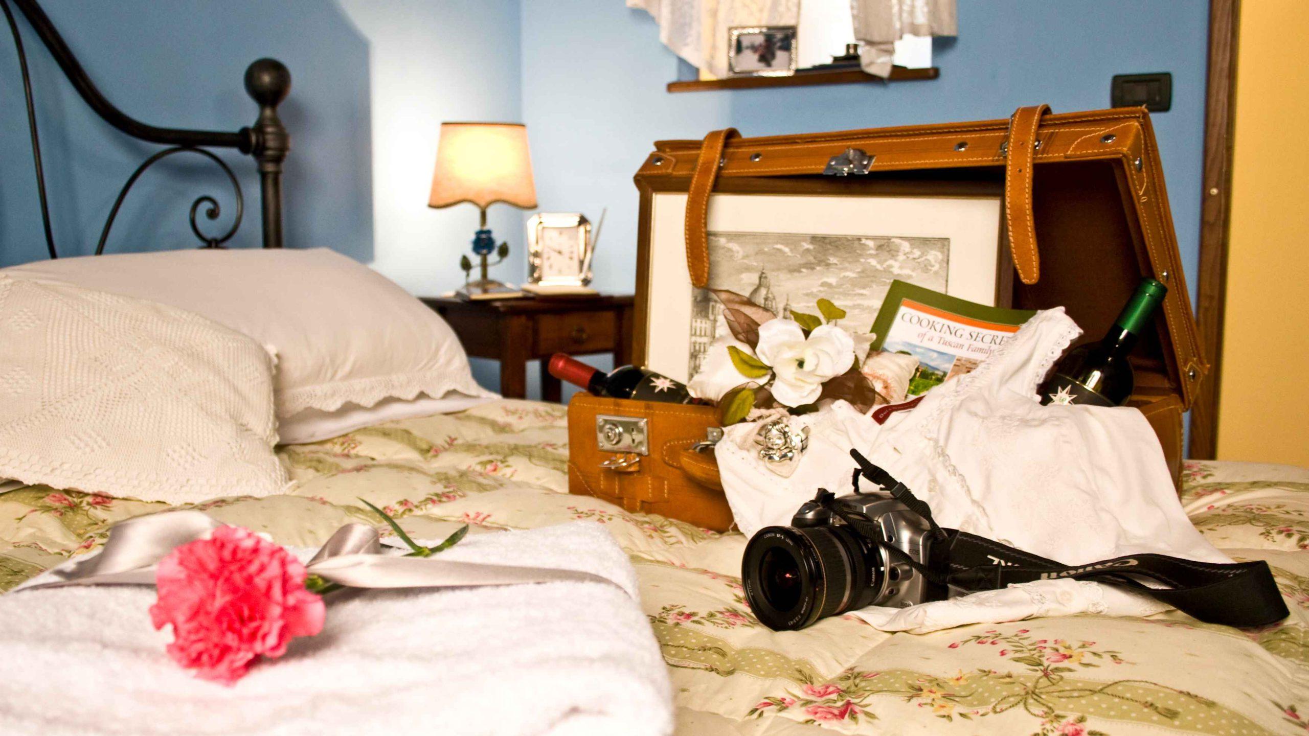 Aliseo slaapkamer