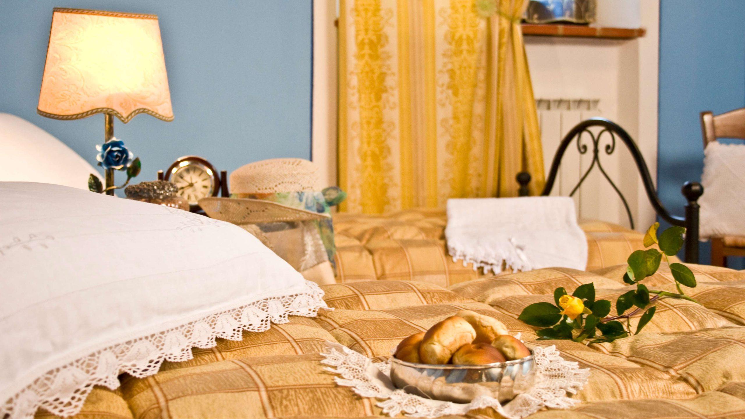 Grecale slaapkamer