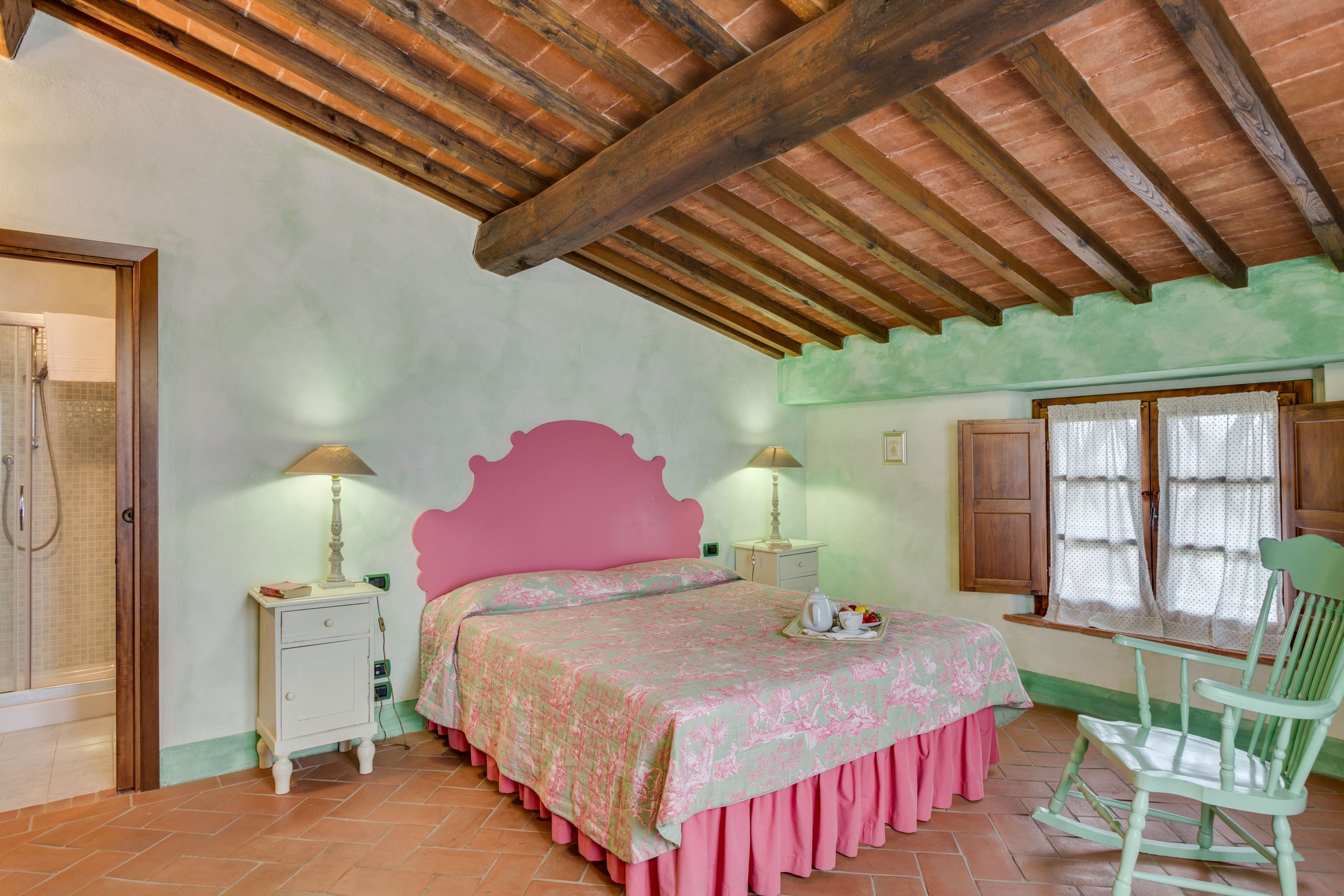 L'Aia slaapkamer