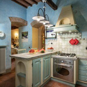 Il Cortile keuken