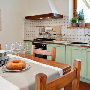 Rosmarino keuken