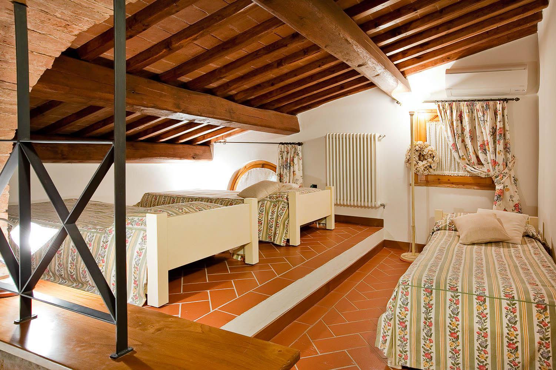 Basilico slaapkamer
