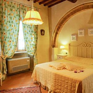 Sole del Chianti Suite La Casetta slaapkamer