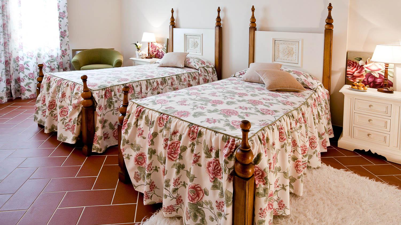 Cappero slaapkamer