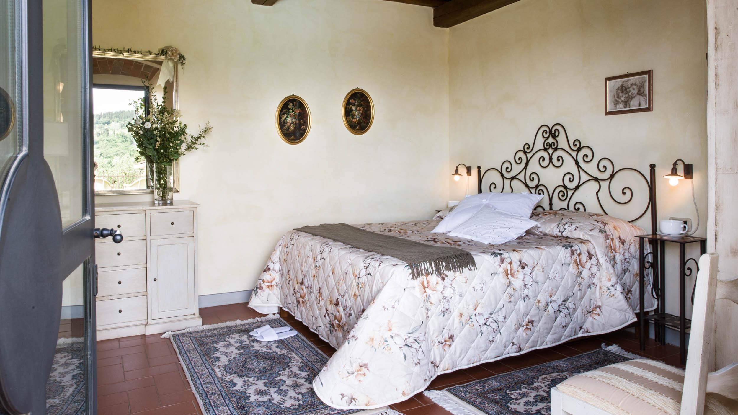 Nappolaio slaapkamer