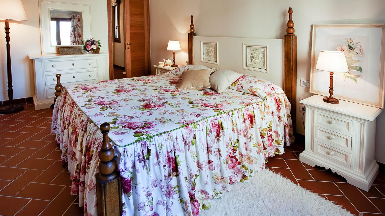 Pepe Nero slaapkamer