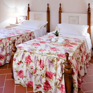 Pepe Rosa slaapkamer