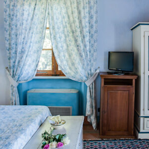 Sole del Chianti Il Garzone slaapkamer
