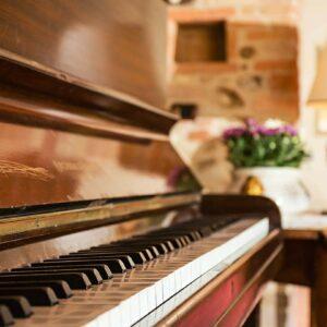 Sole del Chianti Suite La Casetta piano