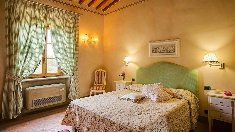 Sole del Chianti La Massaia slaapkamer