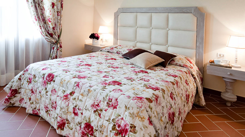 Zenzero slaapkamer