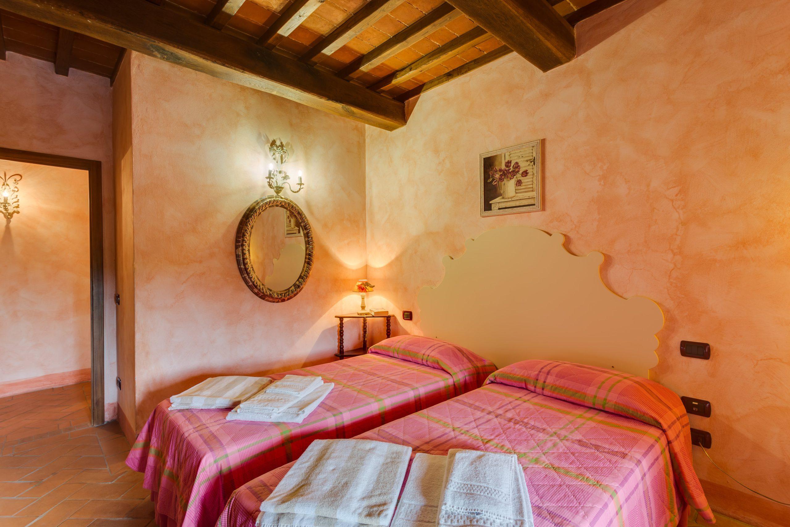 La Stalla slaapkamer