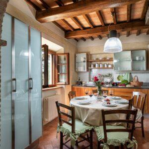 La Piccionaia keuken
