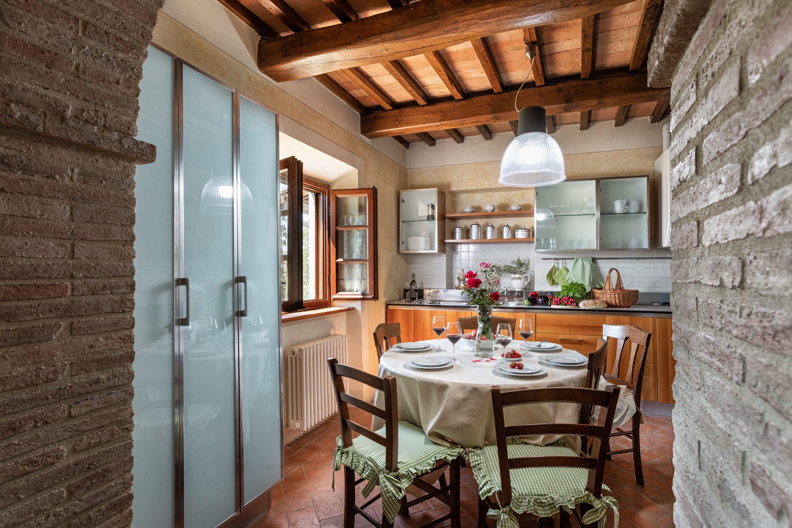 Capannina Matteo Toscana La Piccionaia