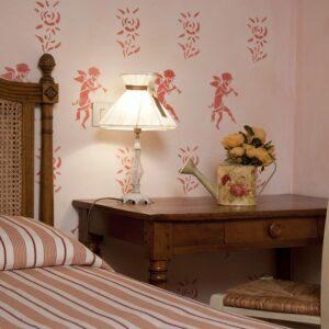 L' Antico Camino slaapkamer