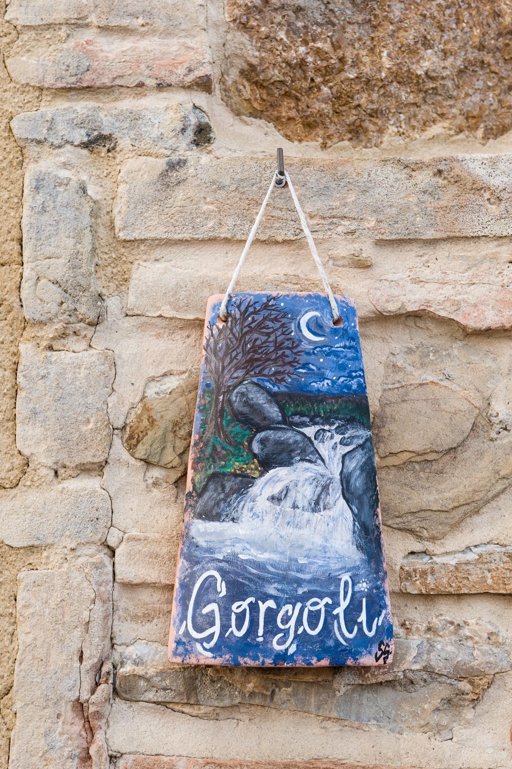 Gorgoli ingang