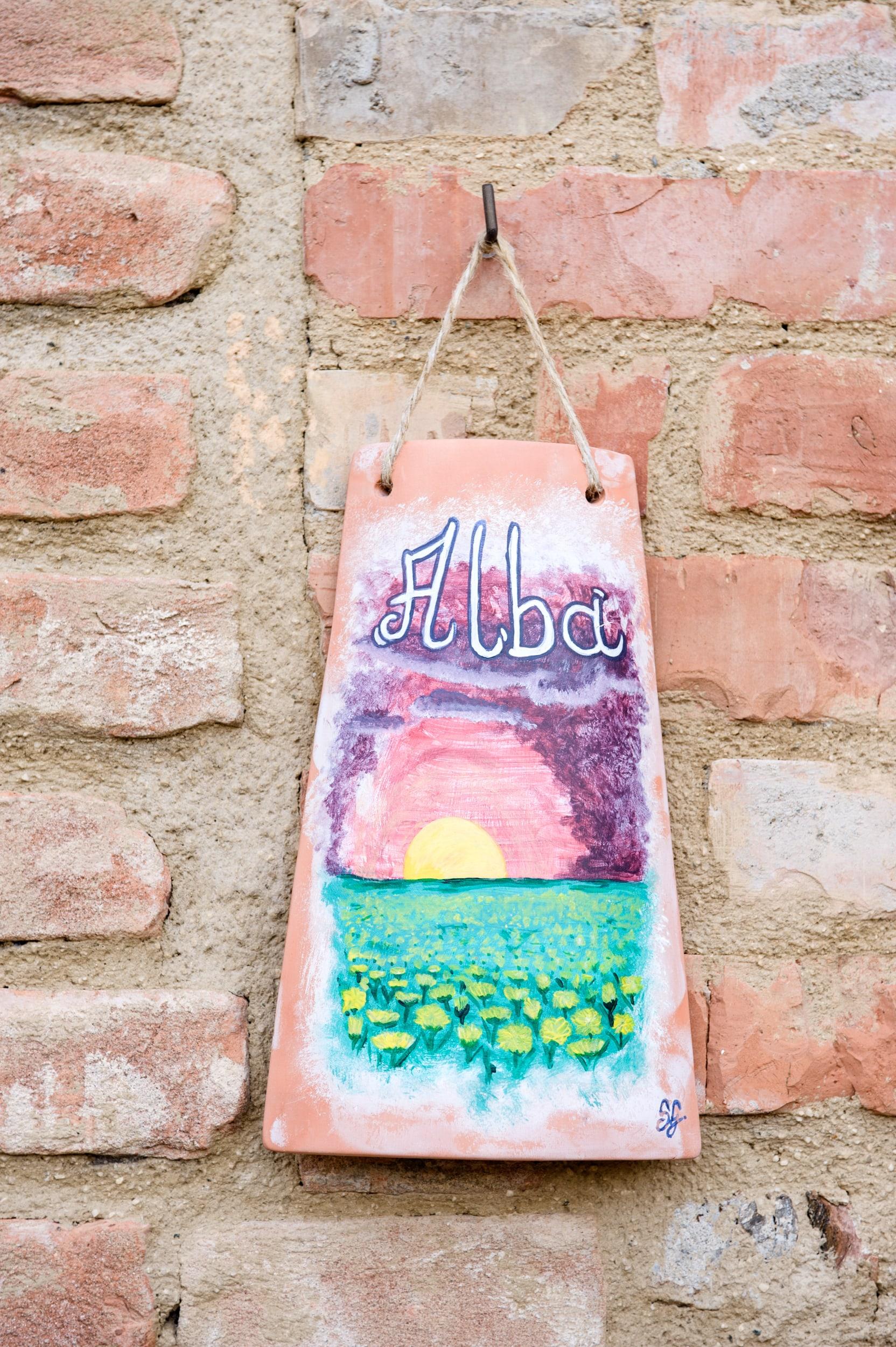 Alba ingang